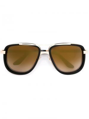 Солнцезащитные очки  Hero Frency & Mercury. Цвет: чёрный
