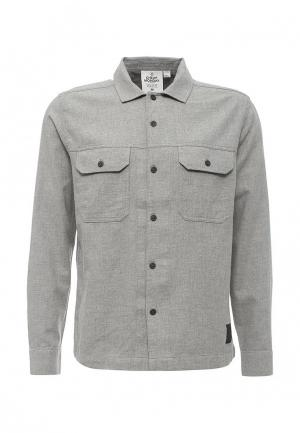 Рубашка Cheap Monday. Цвет: серый