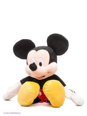 Игрушка Микки Disney. Цвет: черный, светло-бежевый, желтый