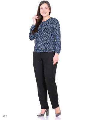 Блузка Magwear. Цвет: черный