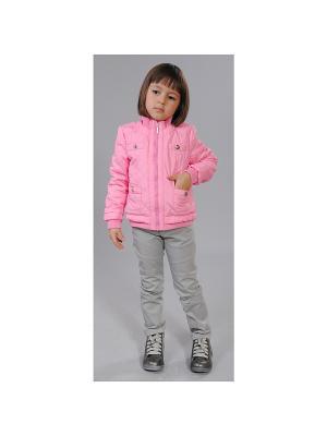Куртка Fleur de Vie. Цвет: розовый