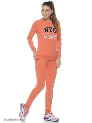 Костюм ANTA. Цвет: оранжевый
