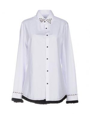 Pубашка AKEP. Цвет: белый