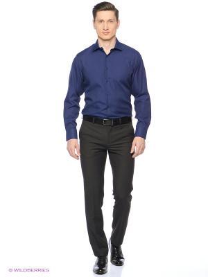 Рубашка Imperator. Цвет: индиго