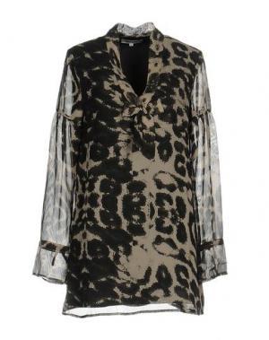 Блузка DRY LAKE.. Цвет: стальной серый