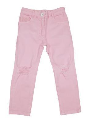 Джинсы Sani. Цвет: розовый