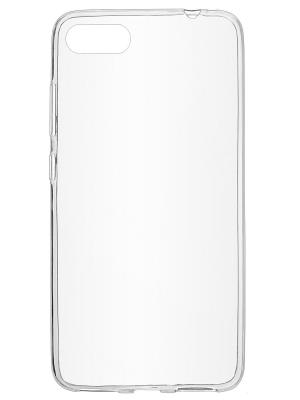Накладка для Asus Zenfone 4 Max (ZC554KL) skinBOX. Цвет: прозрачный