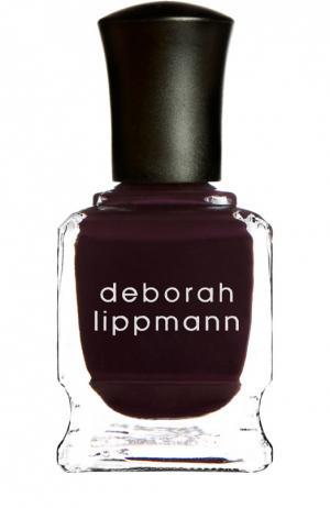 Лак для ногтей Dark Side Of  Moon Deborah Lippmann. Цвет: бесцветный
