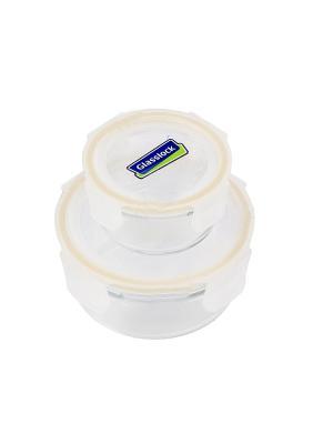 Контейнер Glasslock ORCT-090 + ПОДАРОК ORCT-035. Цвет: прозрачный