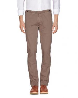 Повседневные брюки MACCHIA J. Цвет: светло-коричневый