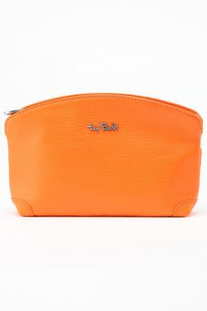 Косметичка Tony Perotti. Цвет: оранжевый