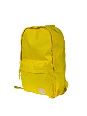 Рюкзак EDC Poly Backpack Converse. Цвет: желтый