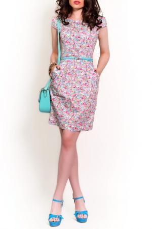 Платье MONT PELLIER. Цвет: мальта