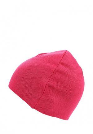 Шапка Puma. Цвет: розовый
