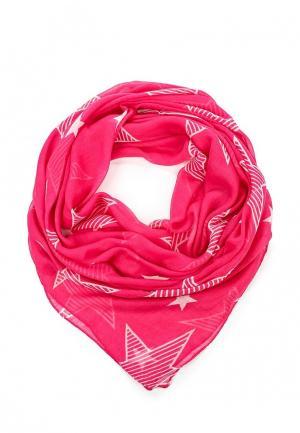 Платок Carpisa. Цвет: розовый