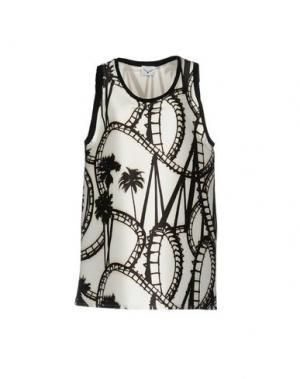 Короткое платье LEITMOTIV. Цвет: черный