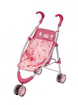 Игрушка Baby Annabell Коляска-тростьи ZAPF. Цвет: розовый