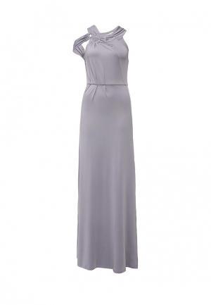Платье LOST INK. Цвет: серый