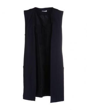 Легкое пальто HOPE COLLECTION. Цвет: темно-синий