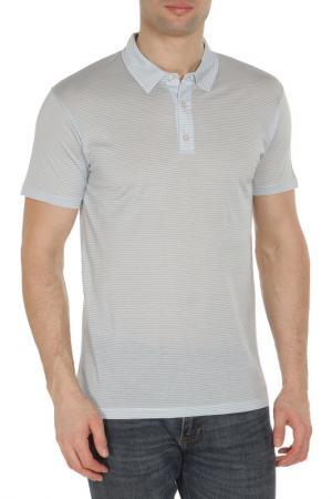 Рубашка-поло Marc by Jacobs. Цвет: голубой