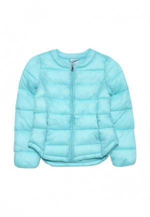 Куртка утепленная Blukids. Цвет: голубой