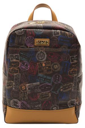 Backpack Alviero Martini. Цвет: moka_sequoia