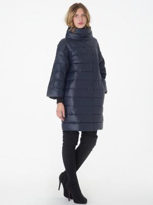 Пальто CATTAIL WILLOW. Цвет: темно-синий