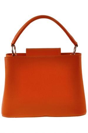 Сумка FLORENCE BAGS. Цвет: оранжевый