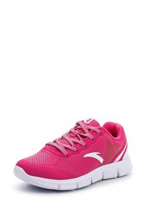 Кроссовки Anta. Цвет: розовый