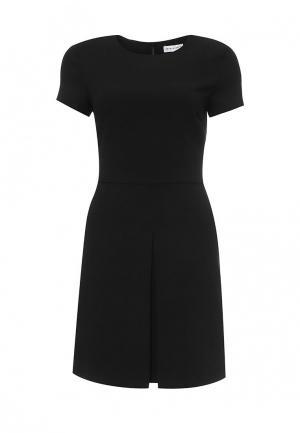 Платье Warehouse. Цвет: черный
