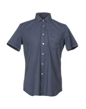 Pубашка ARMATA DI MARE. Цвет: грифельно-синий