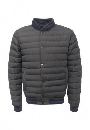 Куртка утепленная E-Bound. Цвет: серый