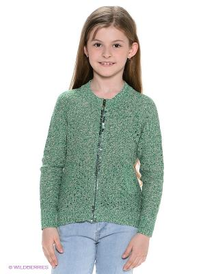 Кофта American Outfitters. Цвет: зеленый