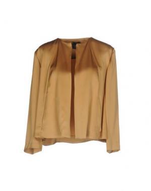 Пиджак ALYSI. Цвет: песочный