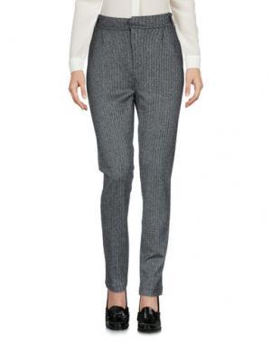 Повседневные брюки SOUVENIR. Цвет: черный