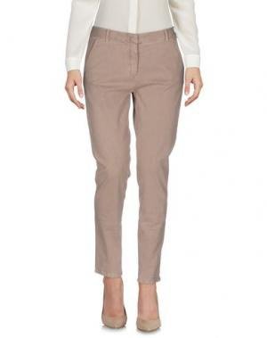 Повседневные брюки GRAN SASSO. Цвет: бежевый