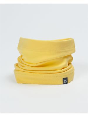 Снуд одинарный BODO. Цвет: светло-желтый