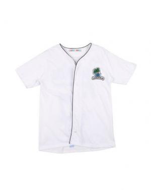 Pубашка LA KASA DEI KOLORI. Цвет: белый