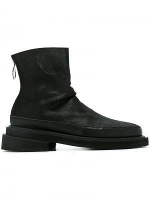 Ботинки на каблуке D.Gnak. Цвет: чёрный
