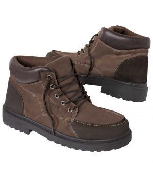 Ботинки AFM. Цвет: коричневыи