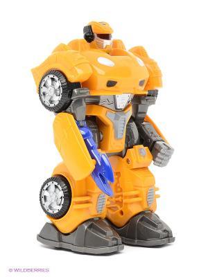 Робот MARS 7 Hap-P-Kid. Цвет: желтый, синий, темно-серый