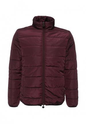 Куртка утепленная Aarhon. Цвет: фиолетовый