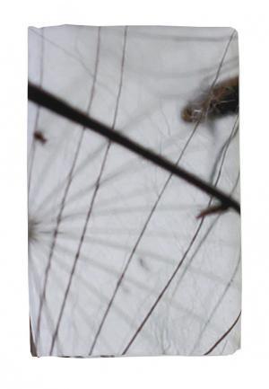 Комплект штор для кухни ТОМДОМ. Цвет: белый