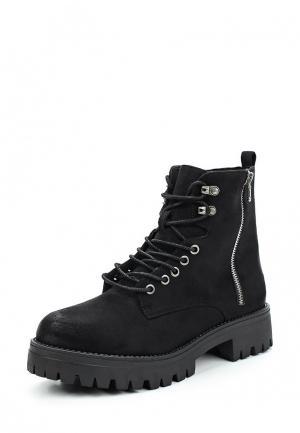 Ботинки Corina. Цвет: черный