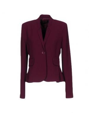 Пиджак ANNARITA N.. Цвет: розовато-лиловый