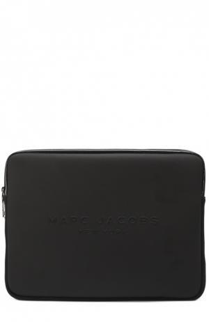 Чехол для ноутбука Marc Jacobs. Цвет: черный