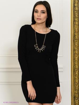 Платье Eunishop. Цвет: черный