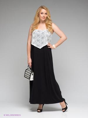 Платье New Look. Цвет: черный
