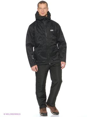Куртка DENVER JACKET Helly Hansen. Цвет: черный