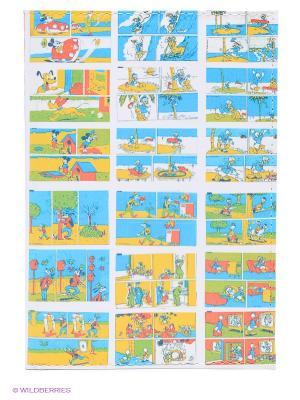 Обложка для автодокументов Мульты Mitya Veselkov. Цвет: синий, зеленый, желтый